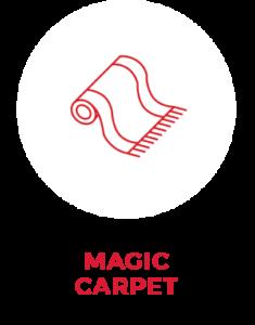Magic Carpet Icon
